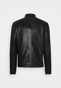 Strellson - QUINTO - Leather jacket - black - 1