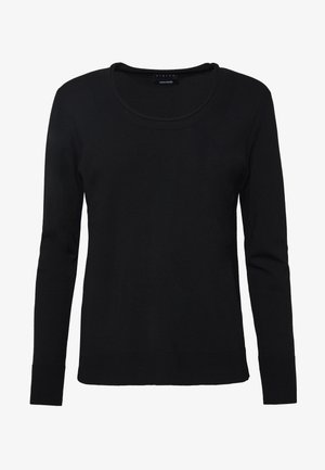 SWEATER - Strickpullover - black