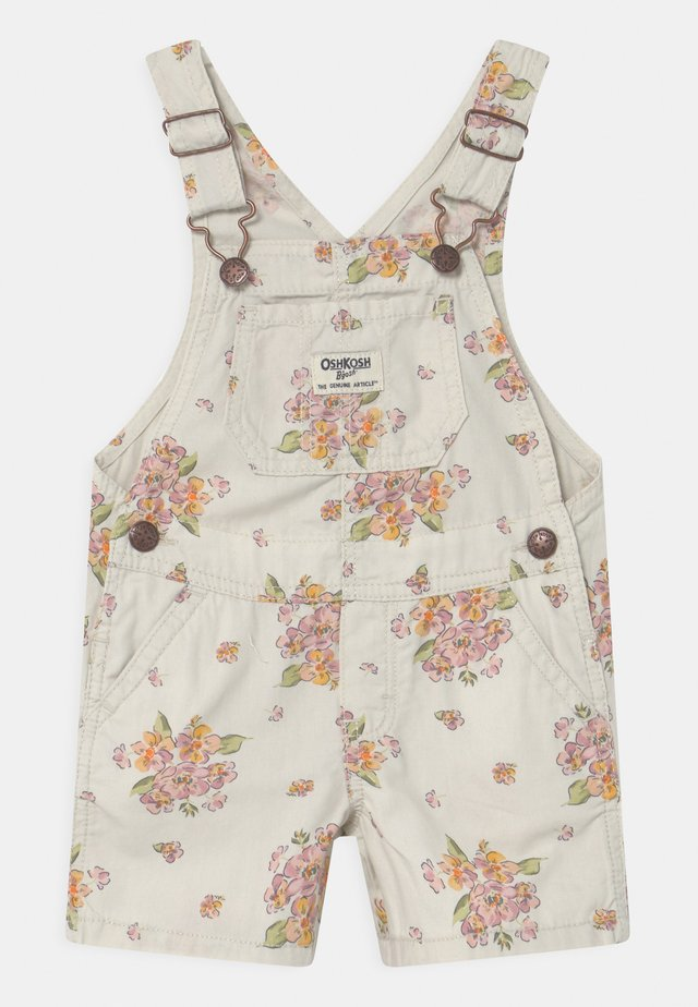 Dungarees - sand
