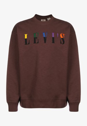 RELAXED T2 GRAPHIC - Sweatshirt - sasafrass