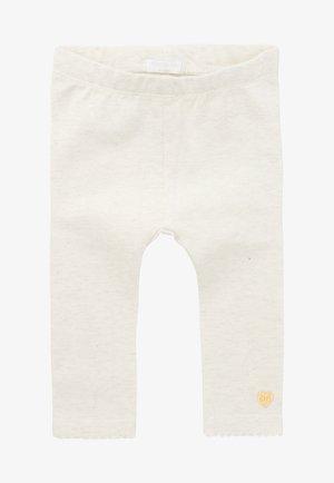 Leggings - Trousers - ras oatmeal