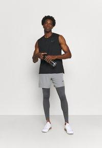 Nike Performance - Tights - iron grey/black - 1