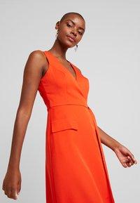 Mossman - JUST LIKE A DREAM DRESS - Day dress - tangerine - 4