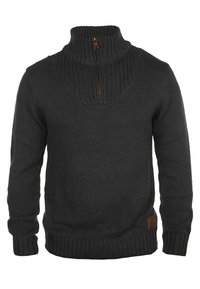 Solid - PETRO - Jumper - black - 2