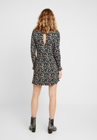 Free People - SAY HELLO MINI - Robe d'été - black - 2
