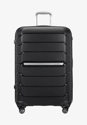 FLUX - Wheeled suitcase - black