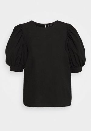 VMIVORY - Blouse - black