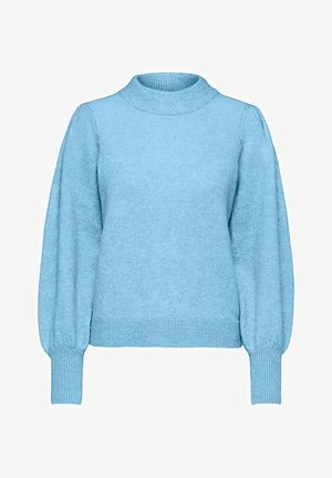SLFSTAR BLOCK XMAS ONECK - Jumper - little boy blue