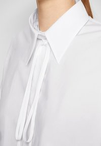 MM6 Maison Margiela - SHIRT - Button-down blouse - white - 7
