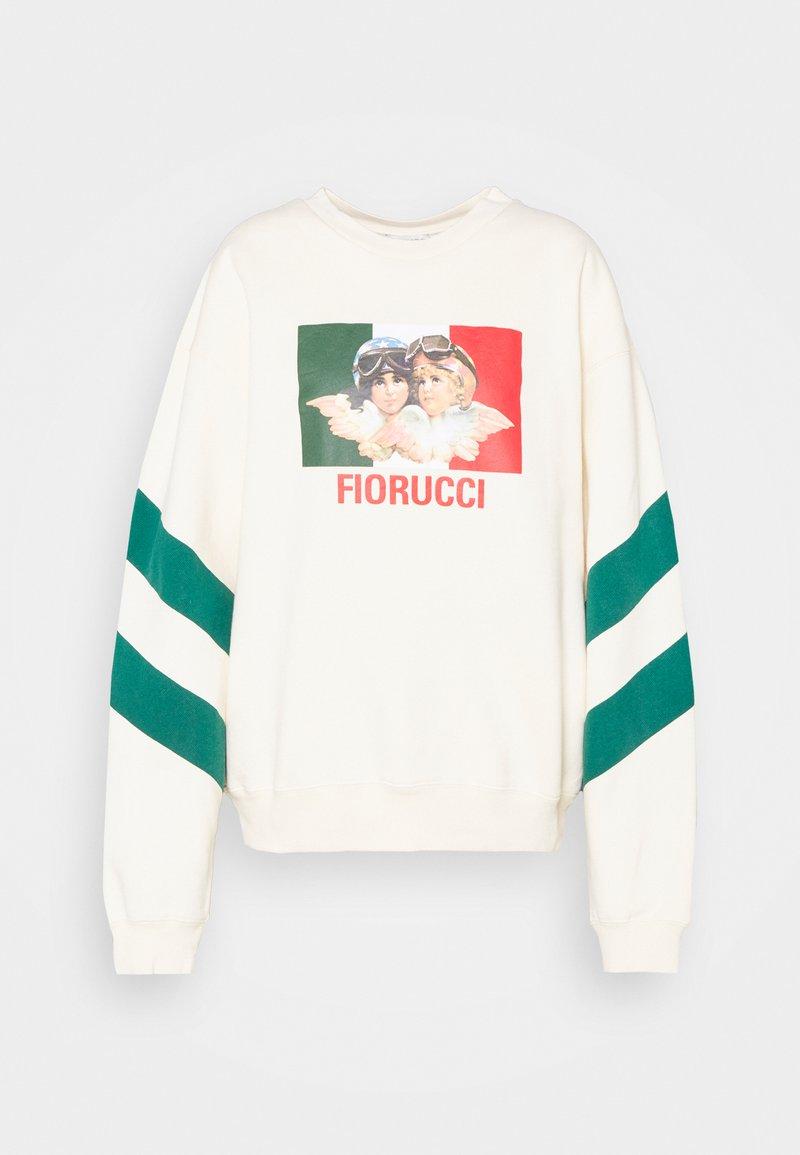 Fiorucci - SPEED QUEENS - Felpa - white