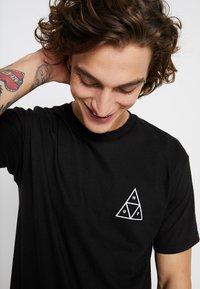HUF - CITY ROSE TEE - Print T-shirt - black - 3