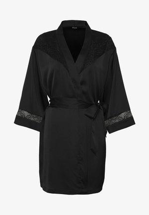 IMPRUDENTE DESHABILLE - Dressing gown - noir