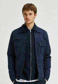 Selected Homme - Giacca leggera - navy blazer - 3