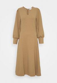 Marks & Spencer London - PUFF - Jersey dress - brown - 4