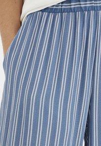 ICHI - Trousers - coronet blue - 3