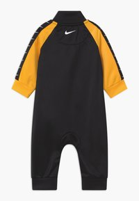 Nike Sportswear - ZIP - Overall / Jumpsuit - black/yellow - 1