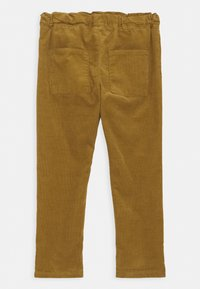 Name it - NMMBABU CORDCETONS PANT - Trousers - medal bronze - 1