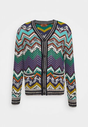 CARDIGAN - Kardigan - multi coloured