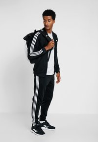 adidas Performance - SET - Tuta - black/white - 1