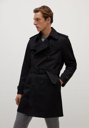 TANGO - Trenchcoat - schwarz