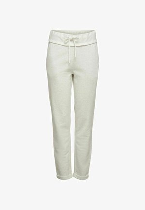 Trousers - off-white, grey