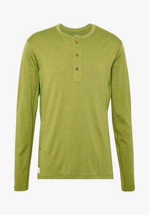 SVALBARD GRANDPA SHIRT - Långärmad tröja - olive drab