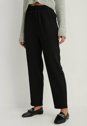 Pantalon classique - pinstripe