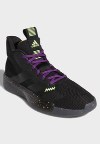 adidas Performance - PRO NEXT 2019 SHOES - Basketballschuh - black - 3