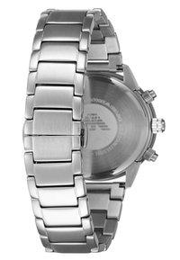 Emporio Armani - Chronograph watch - silver - 2