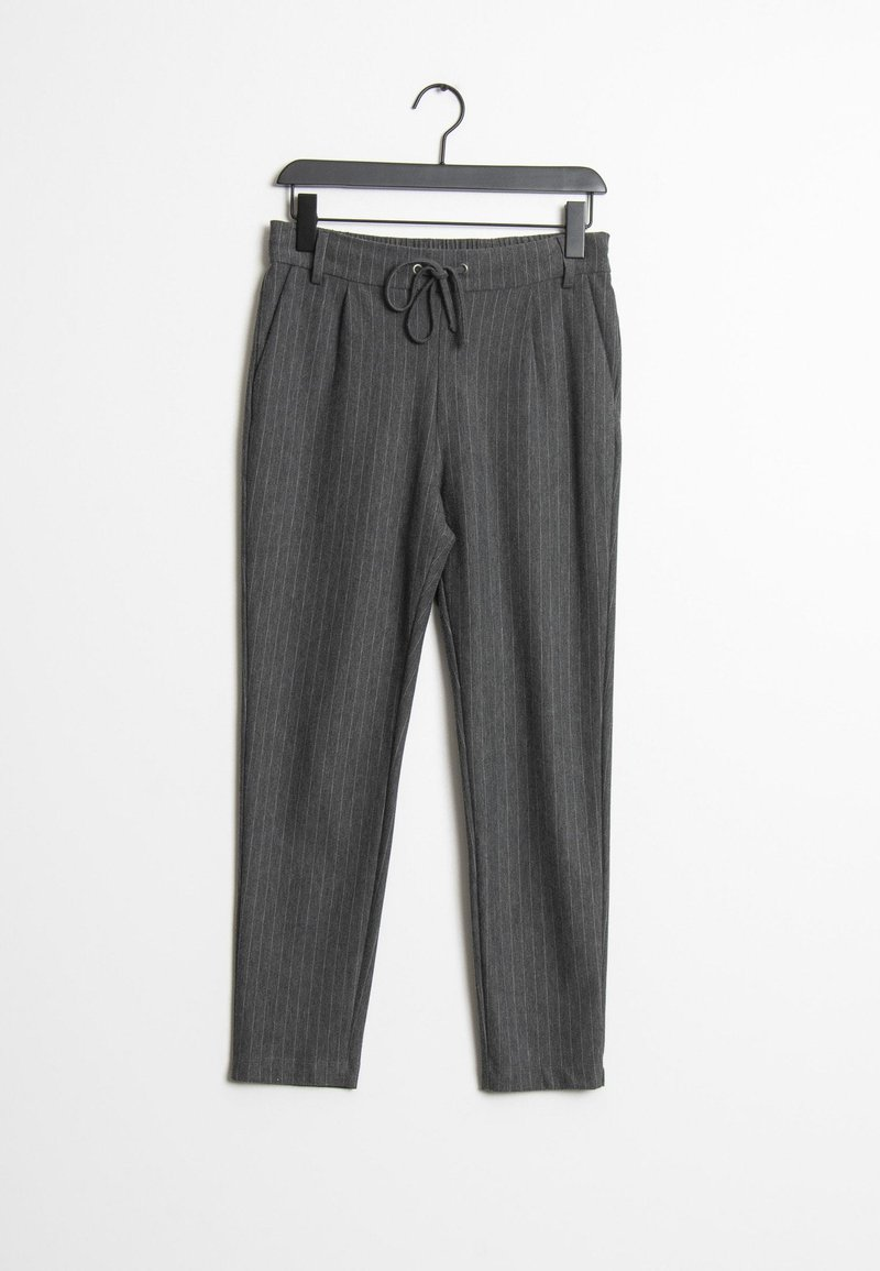 Marie Lund - Trousers - grey