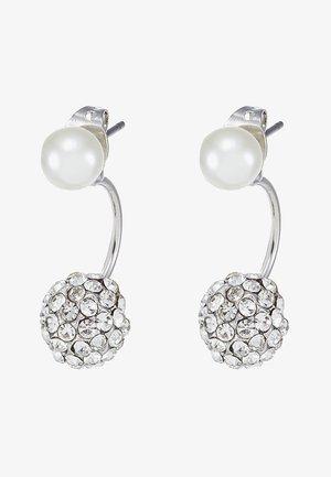 CALIGARI - Earrings - silver/coloured