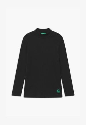 BASIC BOY  - Long sleeved top - black