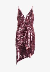 TFNC - RICKI DRESS - Juhlamekko - pink - 5
