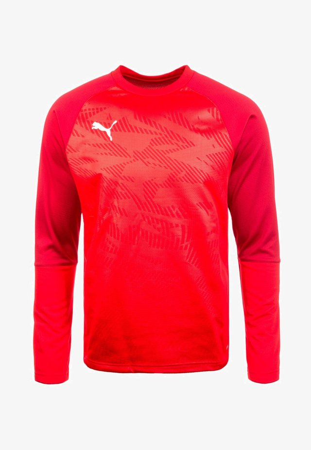 CUP TRAININGSSHIRT - Sports shirt - red