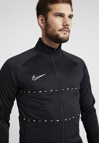 Nike Performance - DRY - Training jacket - black/white - 4