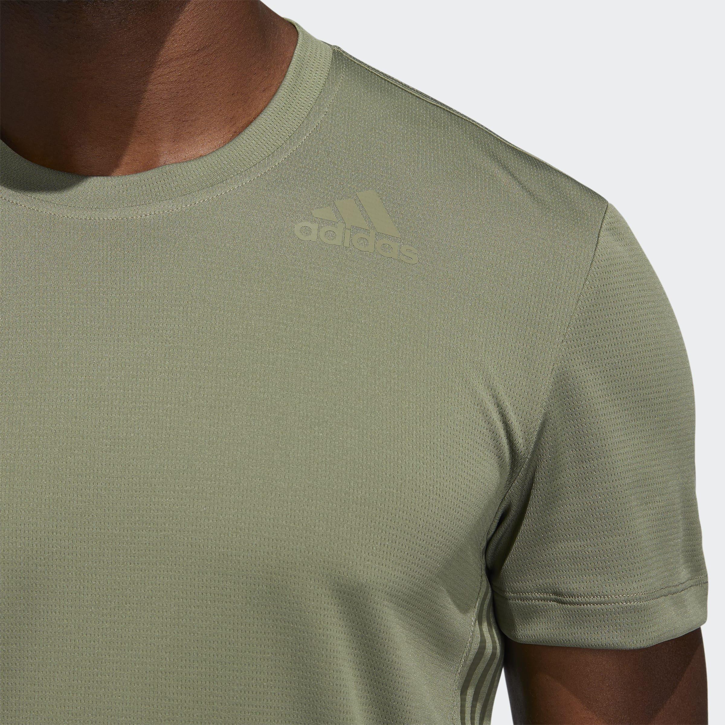 adidas Performance T Shirt basic green Zalando.at