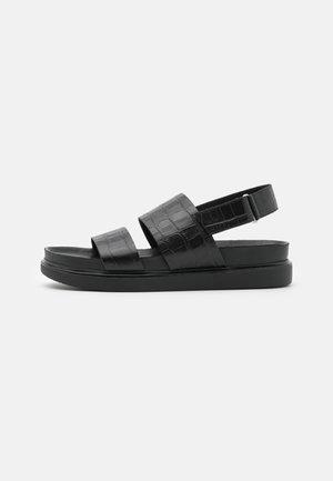 ERIN - Sandalias - black