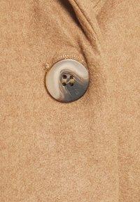 Vila - VICALLEE  - Classic coat - tigers eye - 2