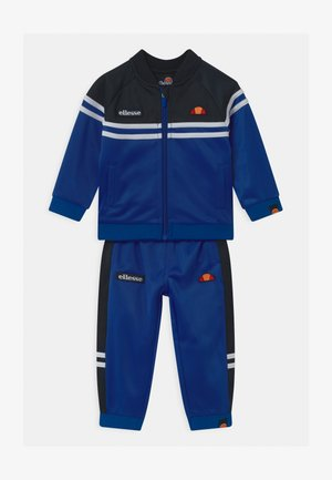 PELIO SET UNISEX - Trainingspak - blue