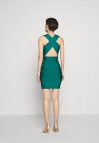 Hervé Léger - NEW ICON DRESS - Shift dress - capri - 2