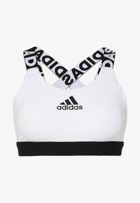 adidas Performance - Urheiluliivit - white - 5