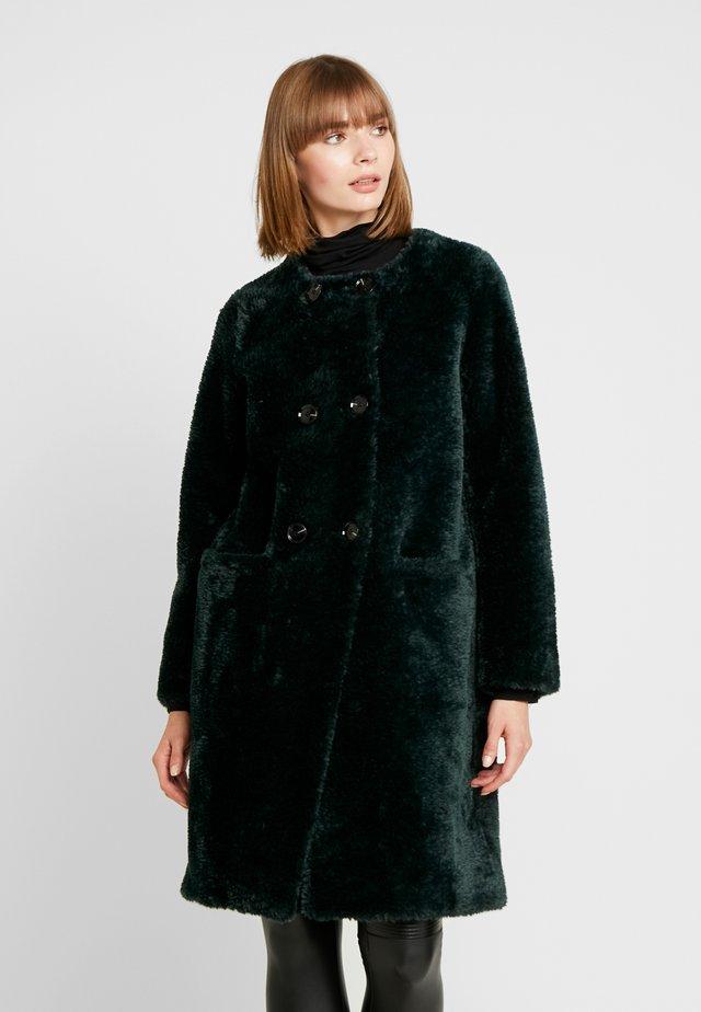 VIZIR - Classic coat - green