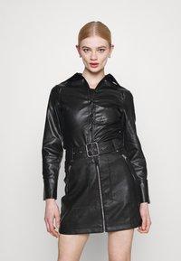 Fashion Union - CEDAR - Blůza - black - 0