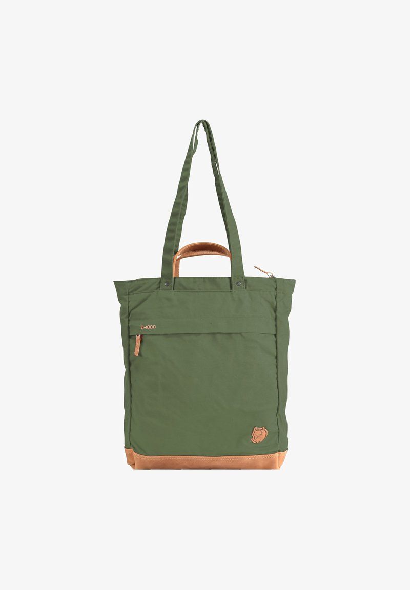Fjällräven - Tote bag - green