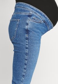New Look Maternity - MOM - Relaxed fit jeans - blue - 1