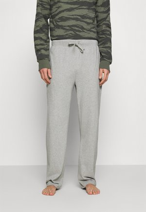 PEACHED PANT - Pyjama bottoms - heather grey