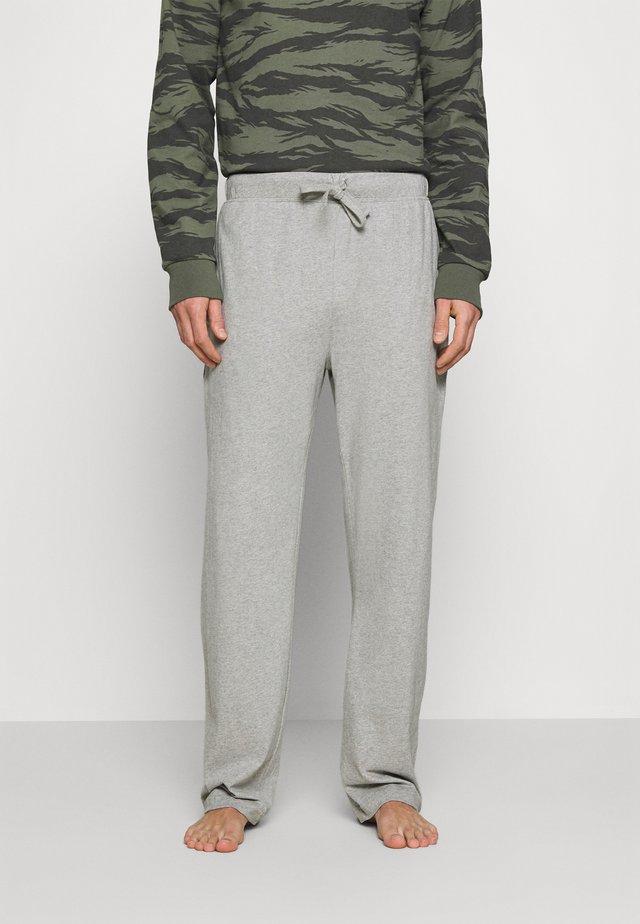 PEACHED PANT - Pyjama bottoms - heather grey