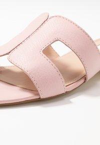 Dune London - LOUPE - Pantofle - pink - 2