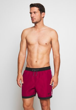VOLLEY - Badeshorts - noble red