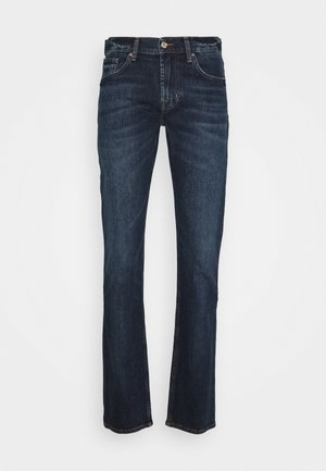 CAPTAIN - Slim fit jeans - dark blue